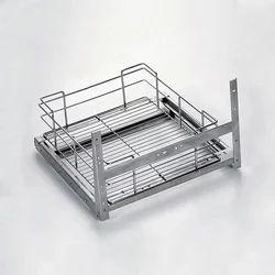 Metal Grain Trolley