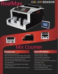 RealMax True Mix Note Value Counting Machines