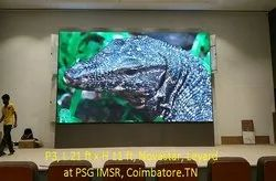 Indoor LED Video wall Display