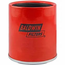 Red PARKER BALDWIN - Spin-on Fuel Filters with Open Port for Bowl