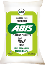 ABIS Brooder Floating Fish Feed