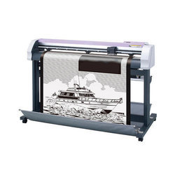 Radium Sticker Cutting Plotter
