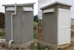 RCC Urinals Cabin