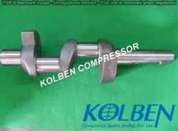 Sabroe SMC 100 Crankshaft Assembly