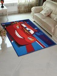 Disney Cars Carpet 3feet X 5feet