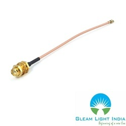 SMA Female to UFL Pigtail Antenna Extension Cable