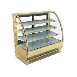 4 Shelves Pastry Display Counter