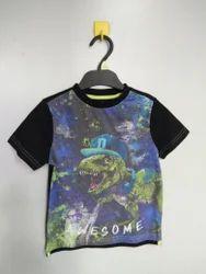 Boys Character Printed T-Shirts