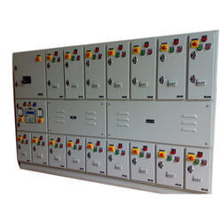 Stainless Steel Motor Control Center Panel, Voltage: 415 V