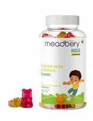 Calcium Gummies For Kids In Veg