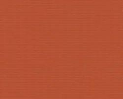Orange Plain Curtain