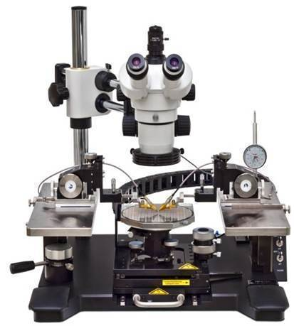 Manual Probe Station at Rs 2000000/unit | Wafer Probing Station | ID:  10848589048