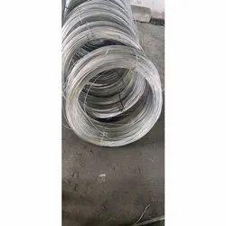 2 Mm Galvanized Mild Steel Binding Wire, For Construction Industry, Gauge: 12
