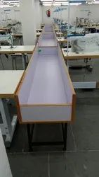 22 Kgs Polished Fabric Wooden Center Table