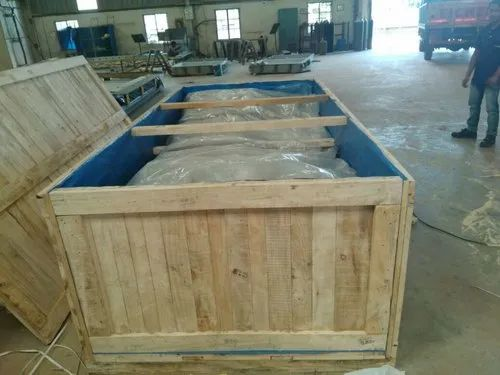 Wooden Box - Plywood Box Manufacturer from Navi Mumbai