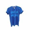 Summer Cotton T Shirt