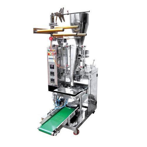 Half Pneumatic Pouch Packing Machine