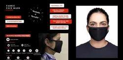 Premium Cotton Washable Reusable Double Layered Face Masks