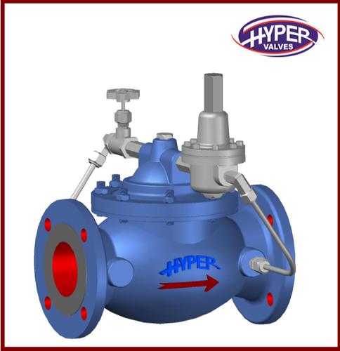 HYPER Water Pressure Regulating Valve, Size: 2