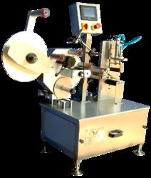Semi Automatic Tube Labeling Machine