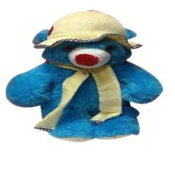 Cap Teddy Bear
