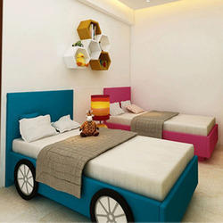 Best Kids Room Interiors Children Bedroom Design Professionals Contractors Decorators Consultants In Gurgaon ग डग व Haryana