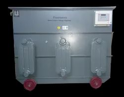 FLUXTRONICS Three Phase Oil Cooled Voltage Stabilizer, Capacity: 300kva, 340v To 470v