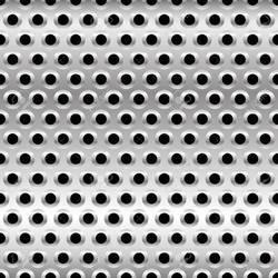 Screening & Fencing SS Perforated Sheet