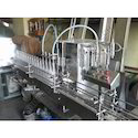 White Phenyl Filling Machine