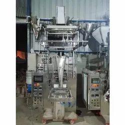 Semi Pneumatic Auger Filler Machine