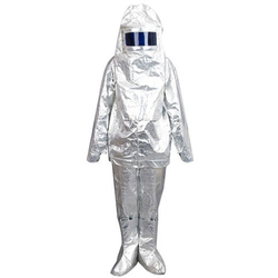 Aluminium Safe Suits