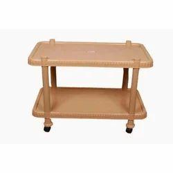 Rectangular Plastic Center Table