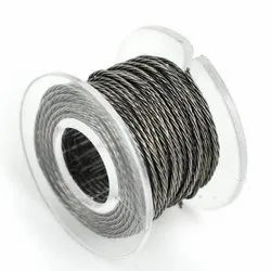 Nichrome Kanthal Wire, Thickness: 1-3mm, Packaging Type: Roll