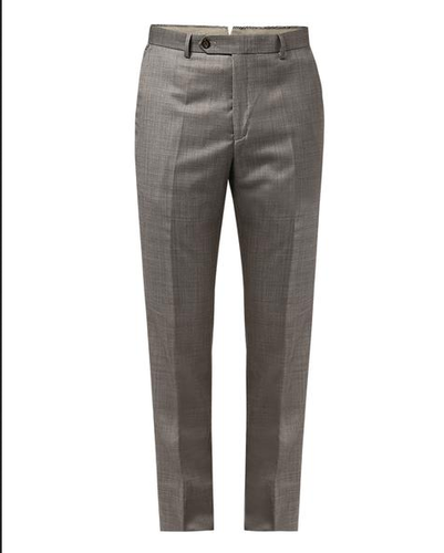 Beige Raymond Contemporary Fit Trouser