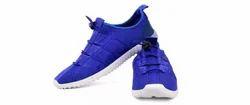 Blue Resin Royal Sneakers For Men