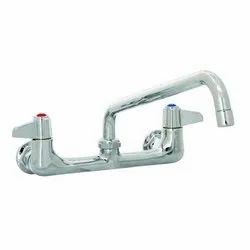 T&S Brass Faucet, Wall Mount for Commercial Kitchen & Restaurant