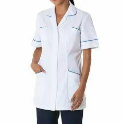 Cotton White DOCTORS COAT, For Hospital