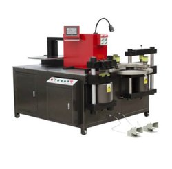Bus Bar Bending Cutting And Punching Machine
