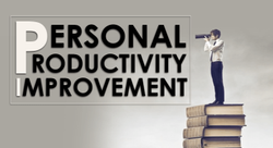 Client Site Personal Productivity Of Improvement - Training