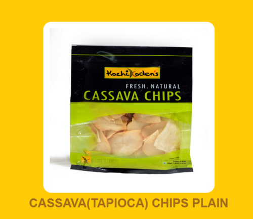 200gram Plain Cassava Chips