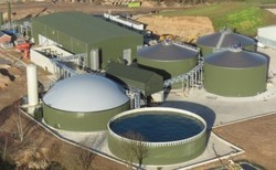 anerobic treatment plant