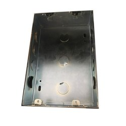 Stainless Steel Wall Mounted Metal Electric Box