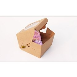 2 Cavity Window Cupcake Box