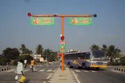 Solar Road Stud and Blinker