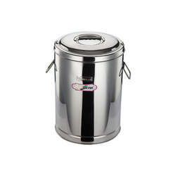 Stainless Steel Hot Container