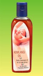Body Massage Oil
