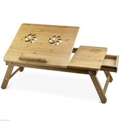 9c7e383a5 Brown Wood O Plast Multipurpose Folding Study Cum Laptop Table