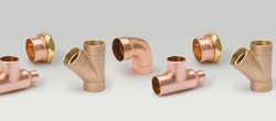 70/30 Copper Nickel Pipe Fittings, Size: 3/4 Inch