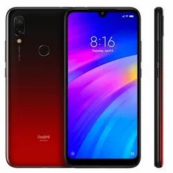 Mi Redmi 7 12MP Plus 2MP Lunar Red Phone