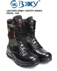 BXXY Army Boots, Size: 6 to 10